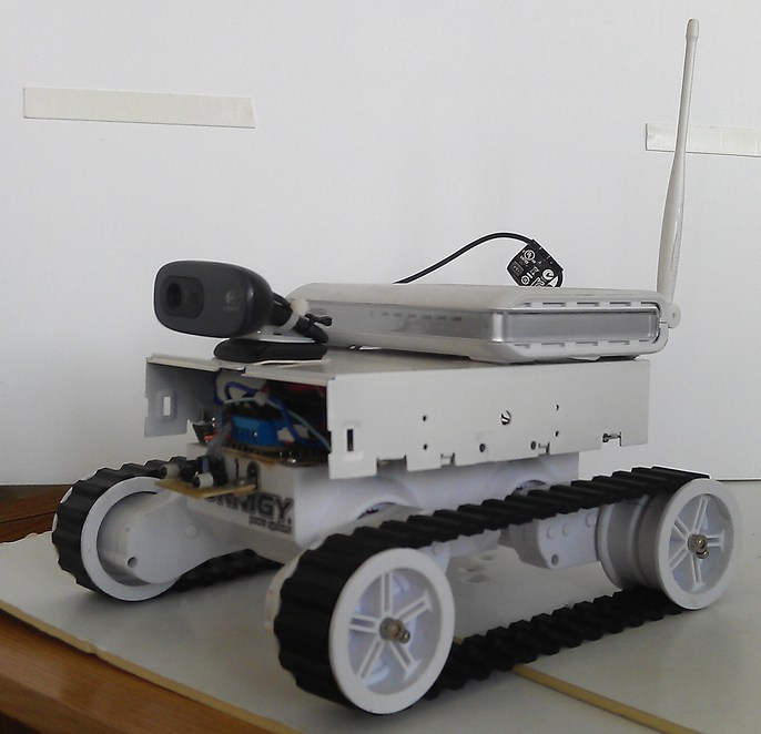 Каким бы я хотел видеть своего робота-шпиона?