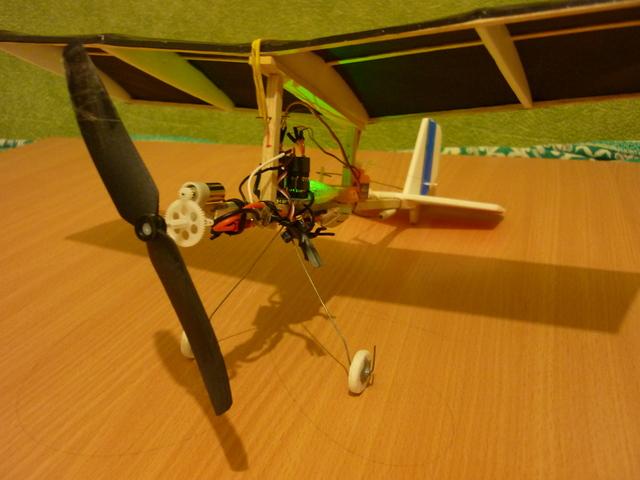 Как сделать самолет из фанеры чтобы летал