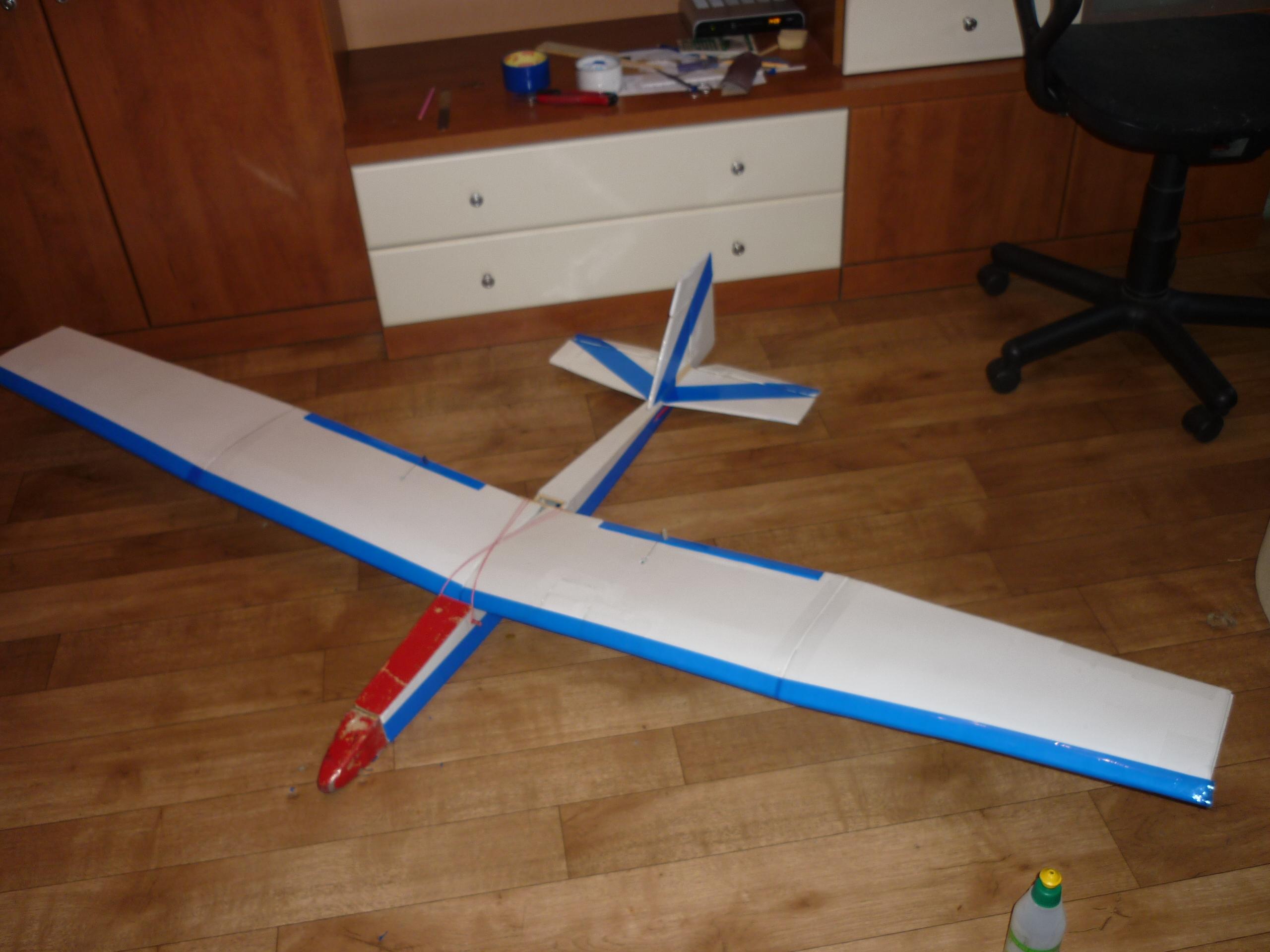 Как сделать планер из потолочки фото 740