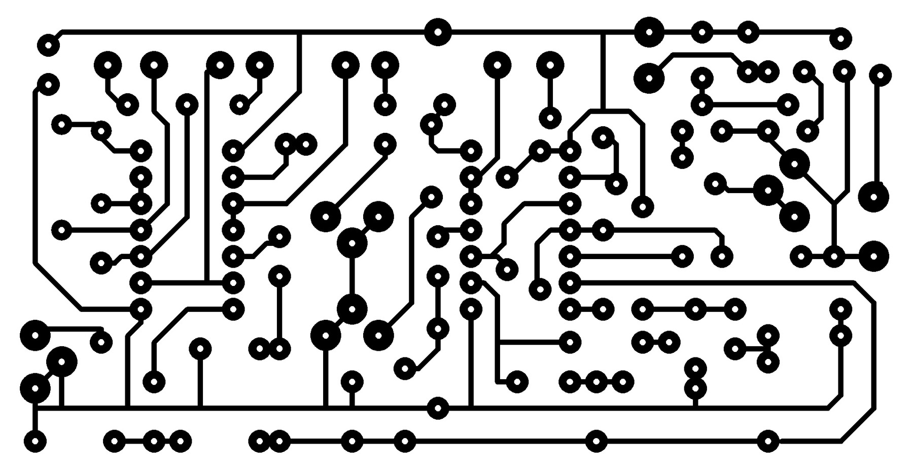 схема генератора на мс для ик-диодов
