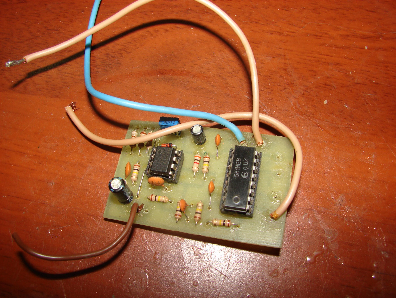 схема простого радиопередатчика для моделей
