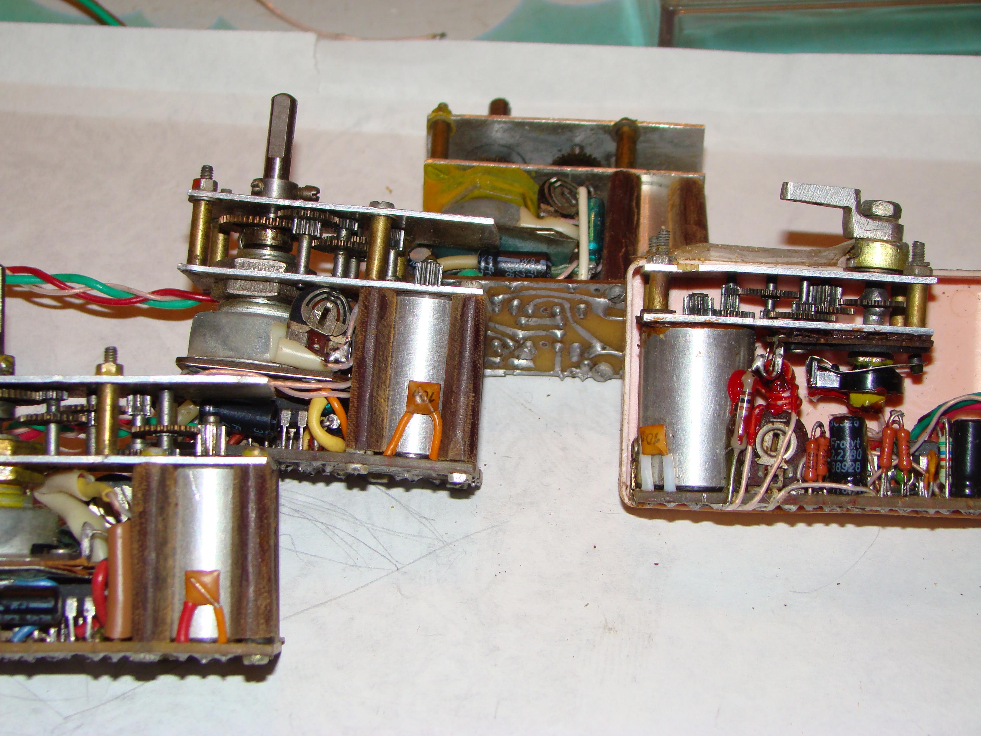 радиоуправление на 20 каналов на avr схема