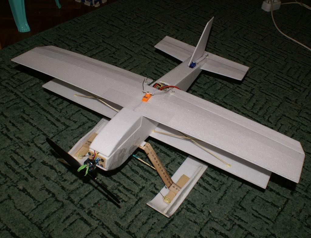 Лыжи для модели самолета своими руками