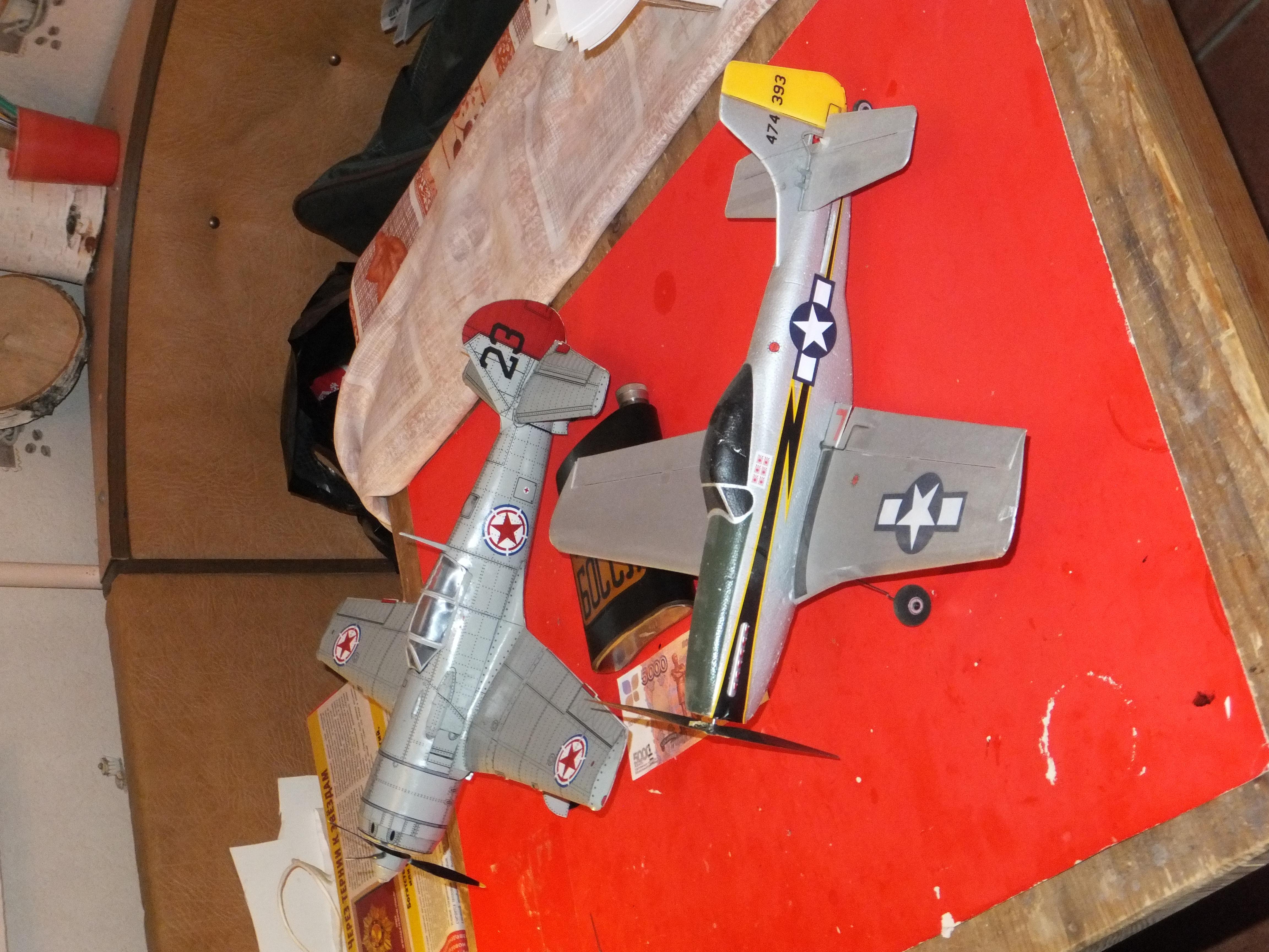 Rc модели самолетов по бумажным выкройкам