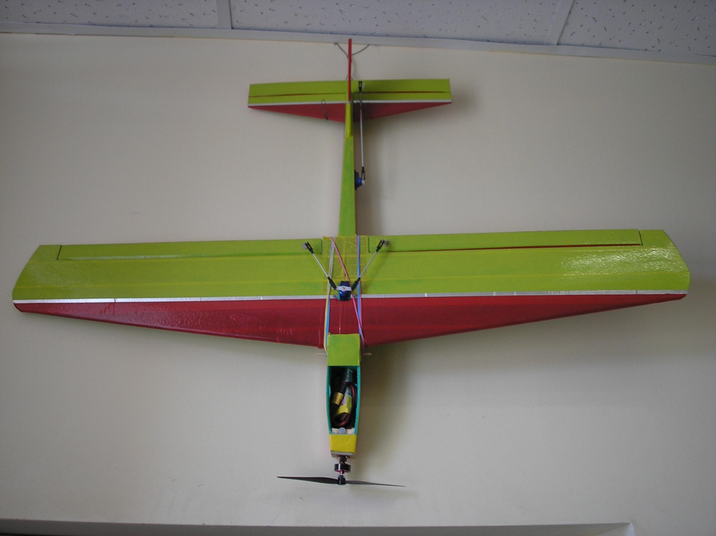 Как построит самолет своими руками