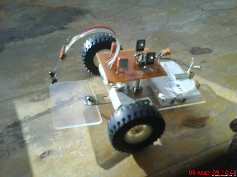 Робот своими руками для начинающих