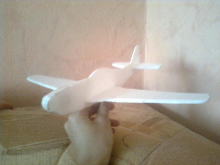 Самолёты своими руками из пенопласта 78