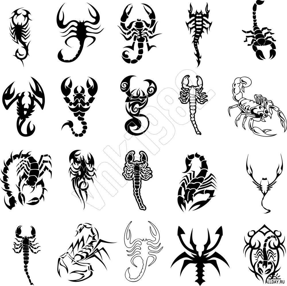 татуировки рисунки на бумаге