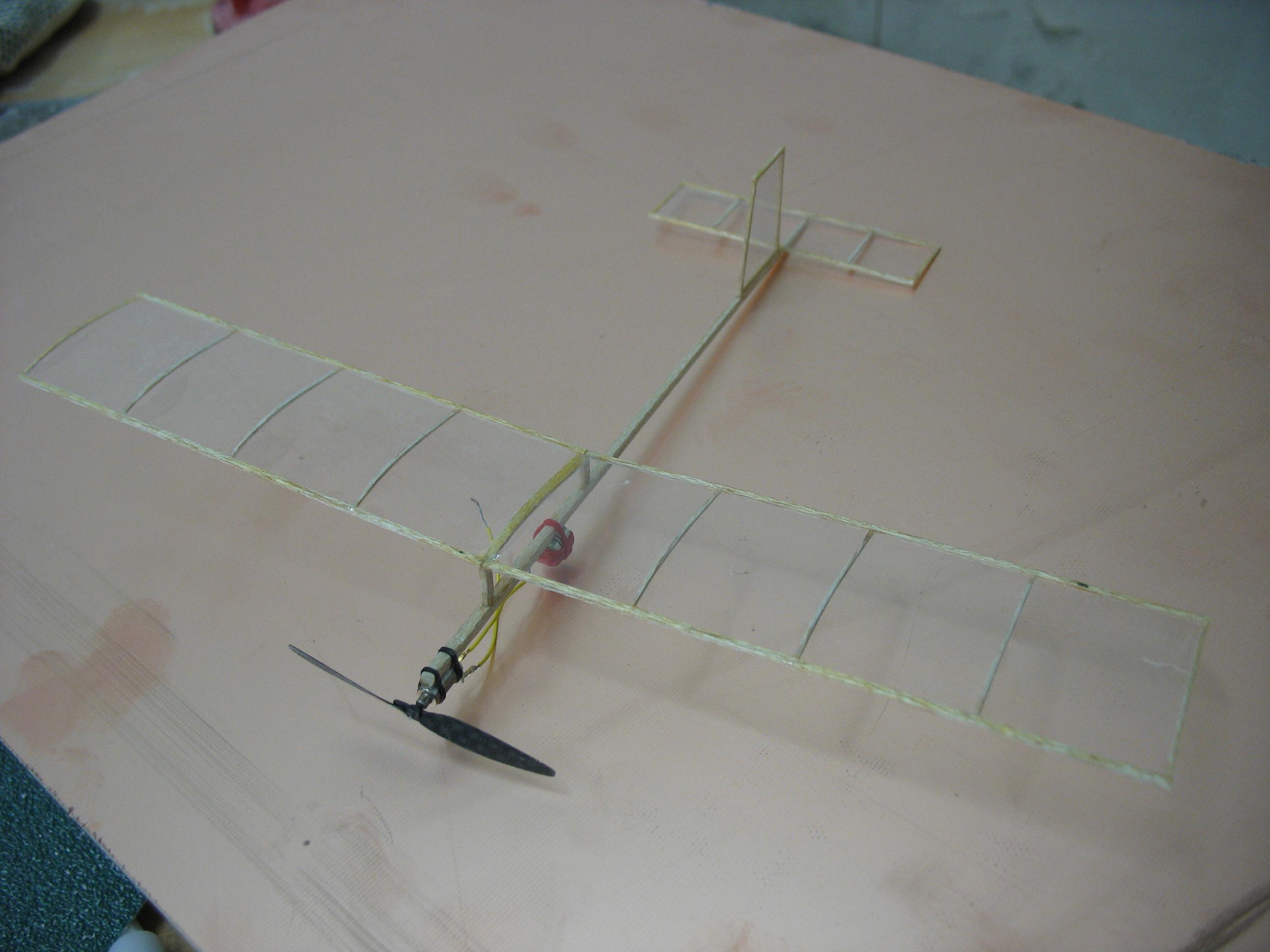 Самолет из вертолета своими руками 37