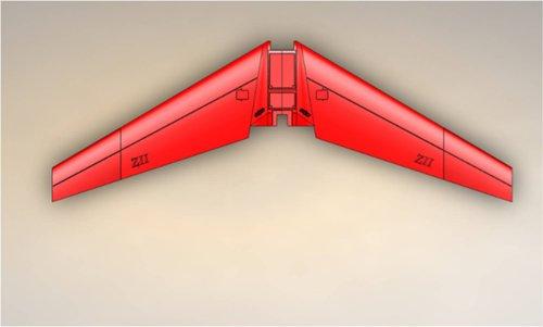 Как сделать крыло самолета из потолочки видео 20
