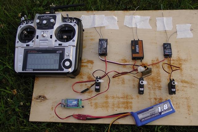Аппаратура радиоуправления своими руками фото 239