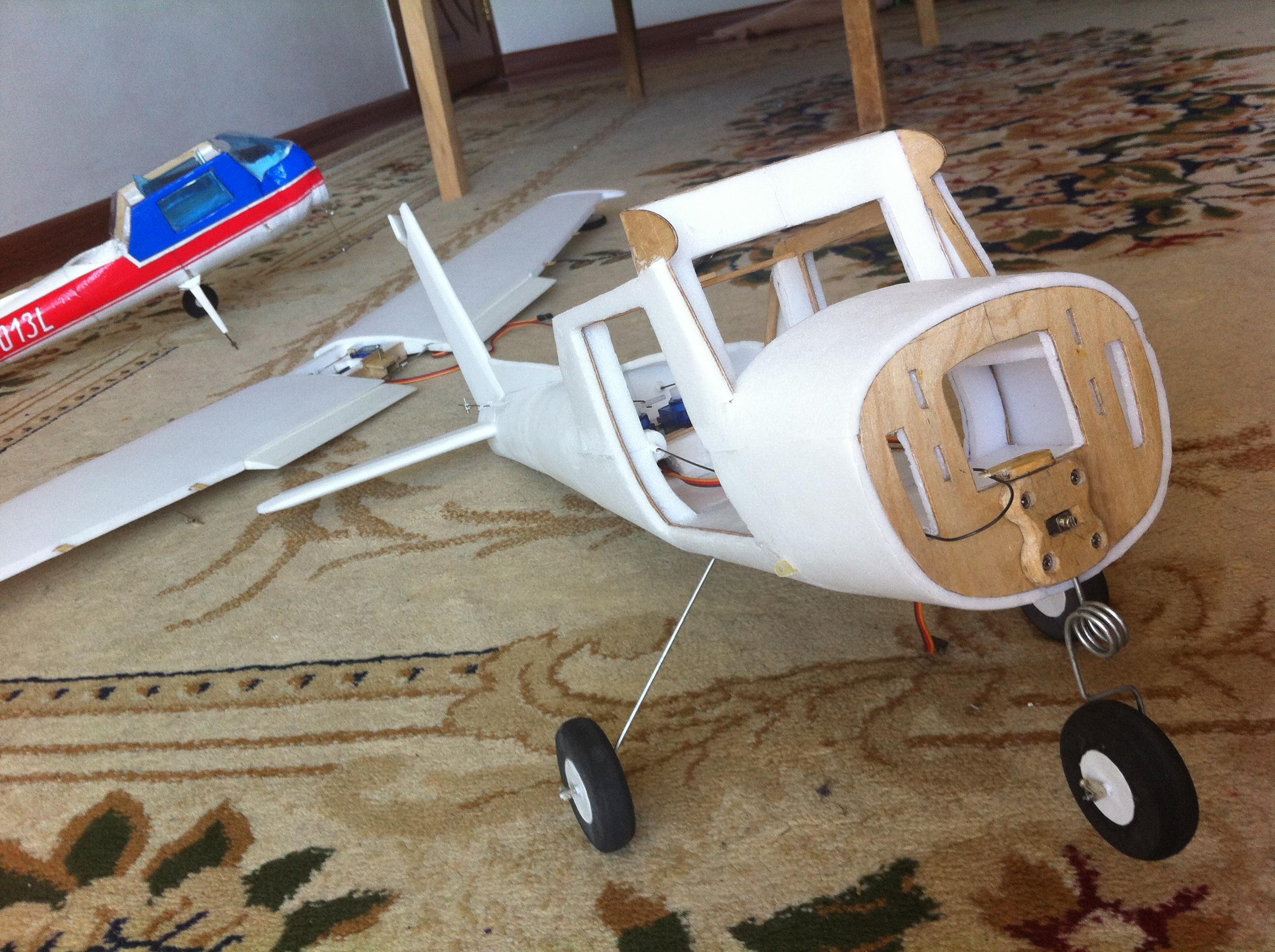 Как сделать управляемый бумажный самолетик - МозгоЧины 79