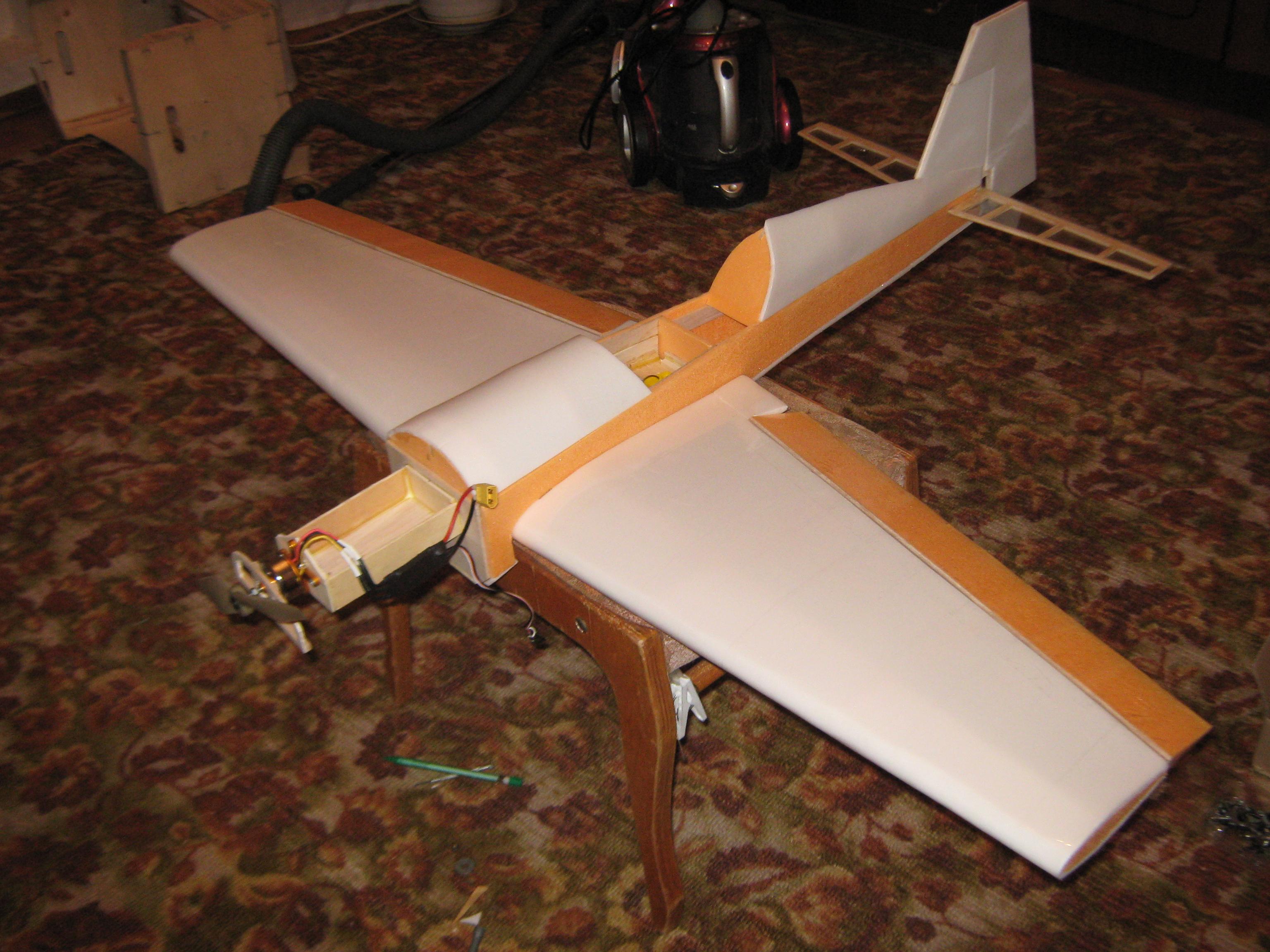 Как построить самолет 70