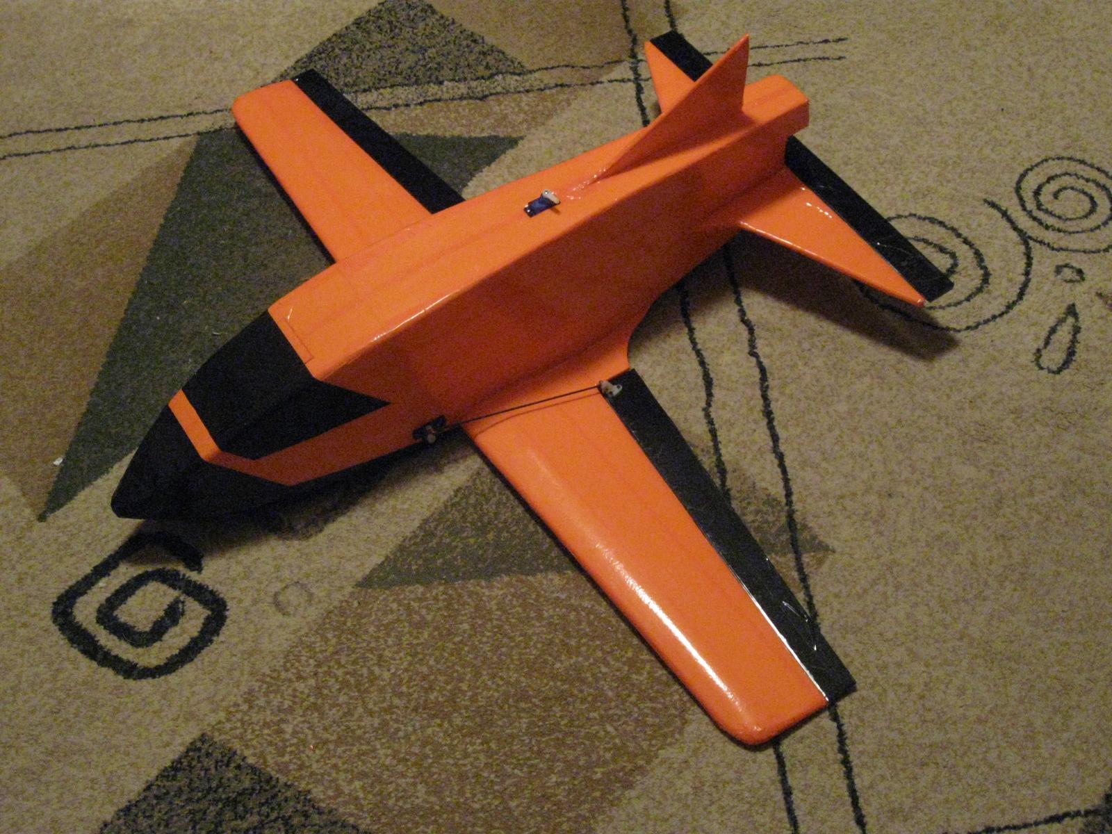 Как сделать управляемый бумажный самолетик - МозгоЧины 19