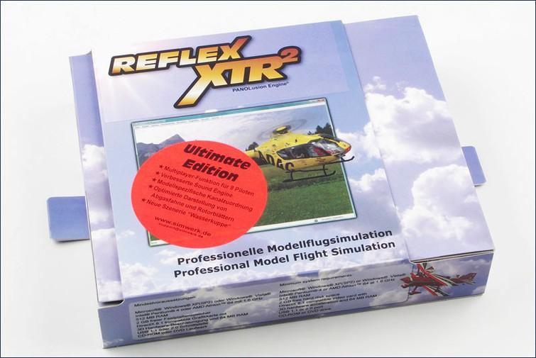 Скачать авиамодельный симулятор reflex xtr