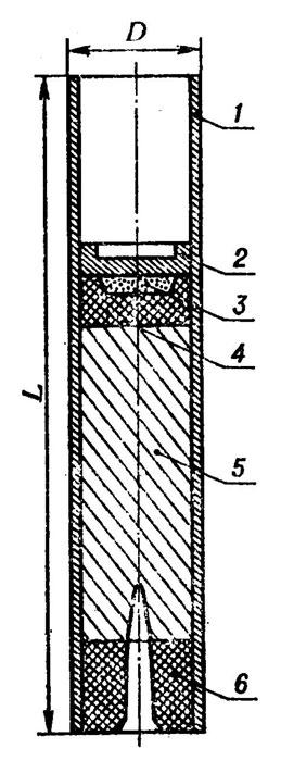 Модель ракеты на твердом топливе своими руками 62
