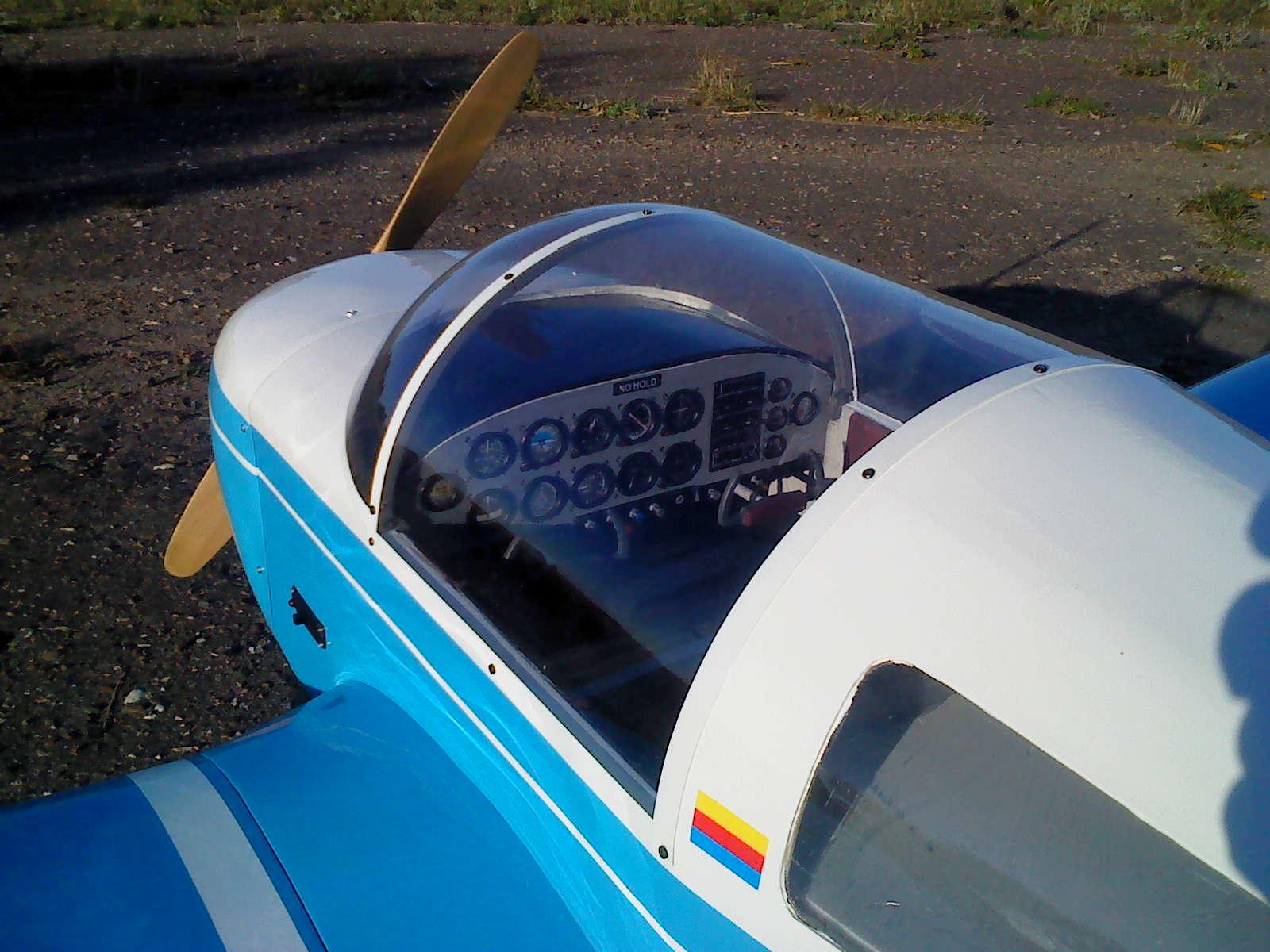 Как сделать самолет из бочки 367