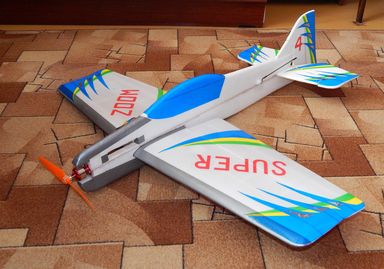 Радиоуправляемые модели самолетов из пенопласта своими руками 76
