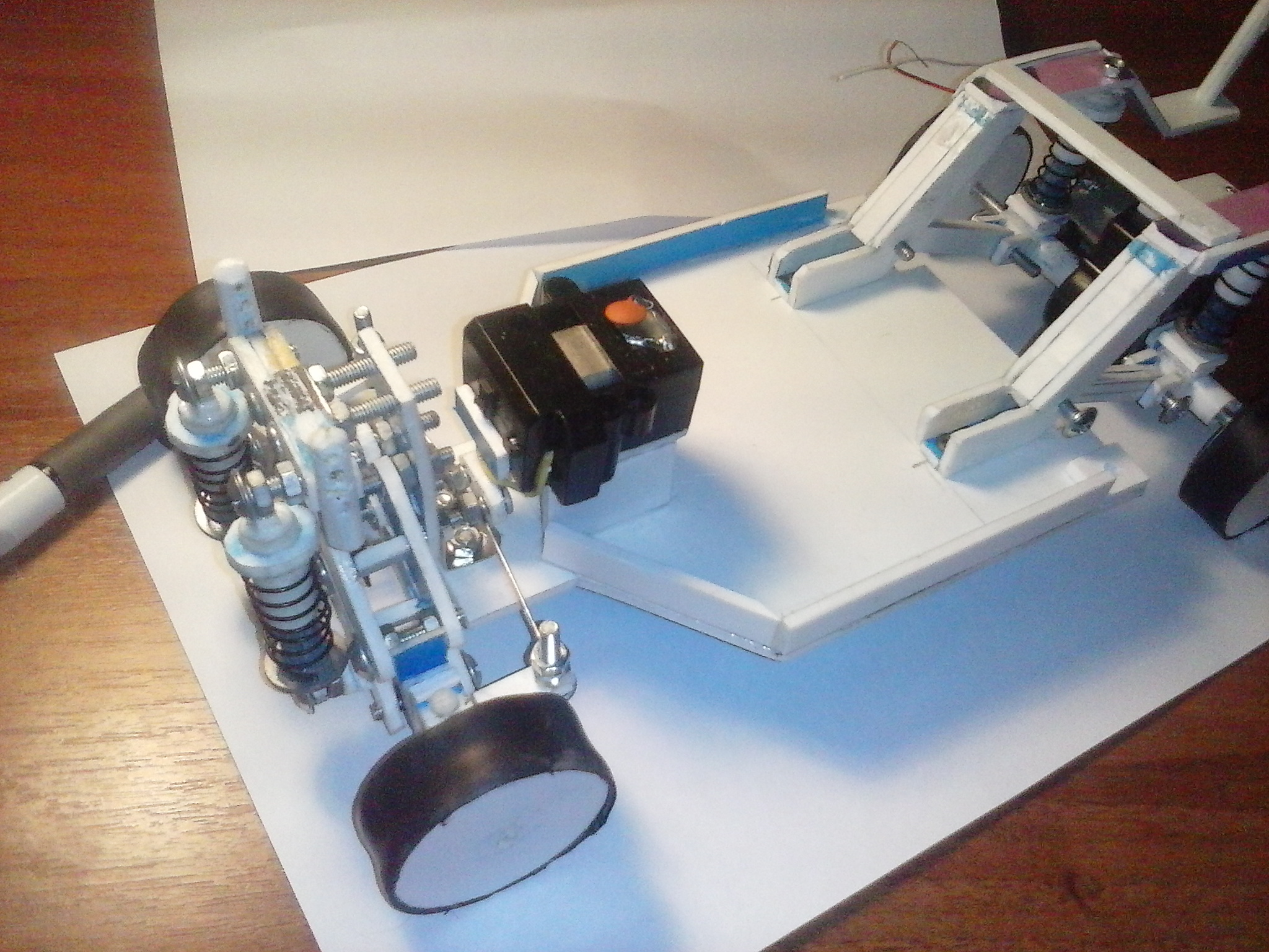Как сделать пульт для радиоуправляемой машинки? - Хобби Стар 18