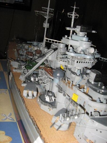 инструкция по сборке бисмарк - фото 9