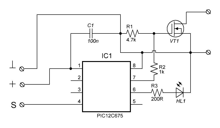 Самодельный rc-switch