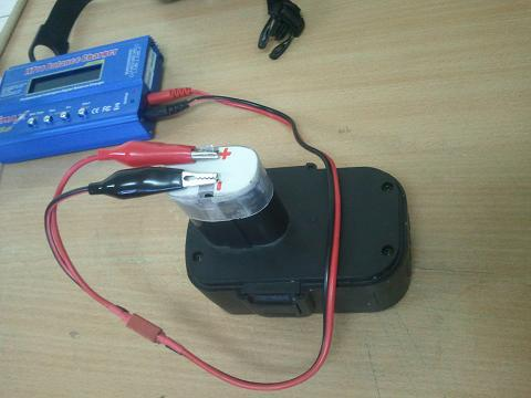 Как сделать зарядник от шуруповерта 618