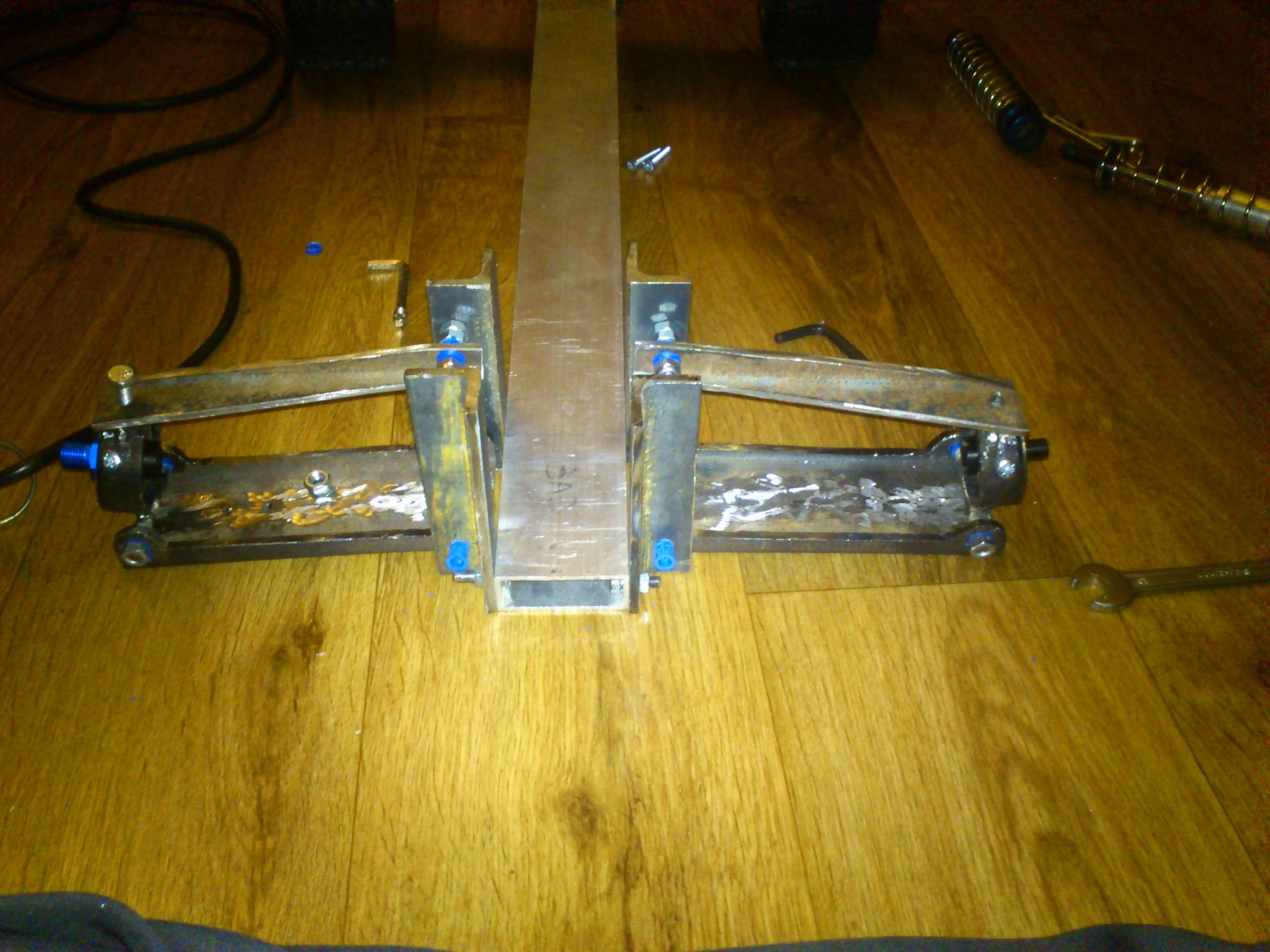 Как сделать цепи на колеса на радиоуправлении