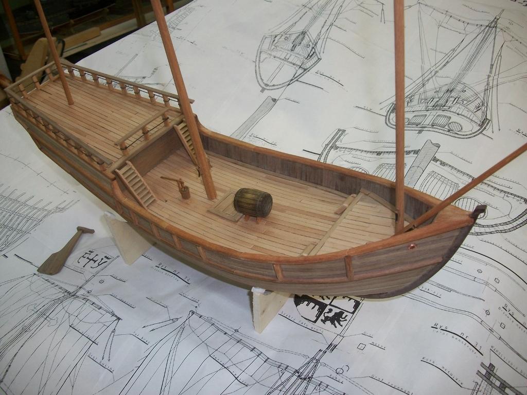Сделать корабль из дерева своими руками по чертежам 56