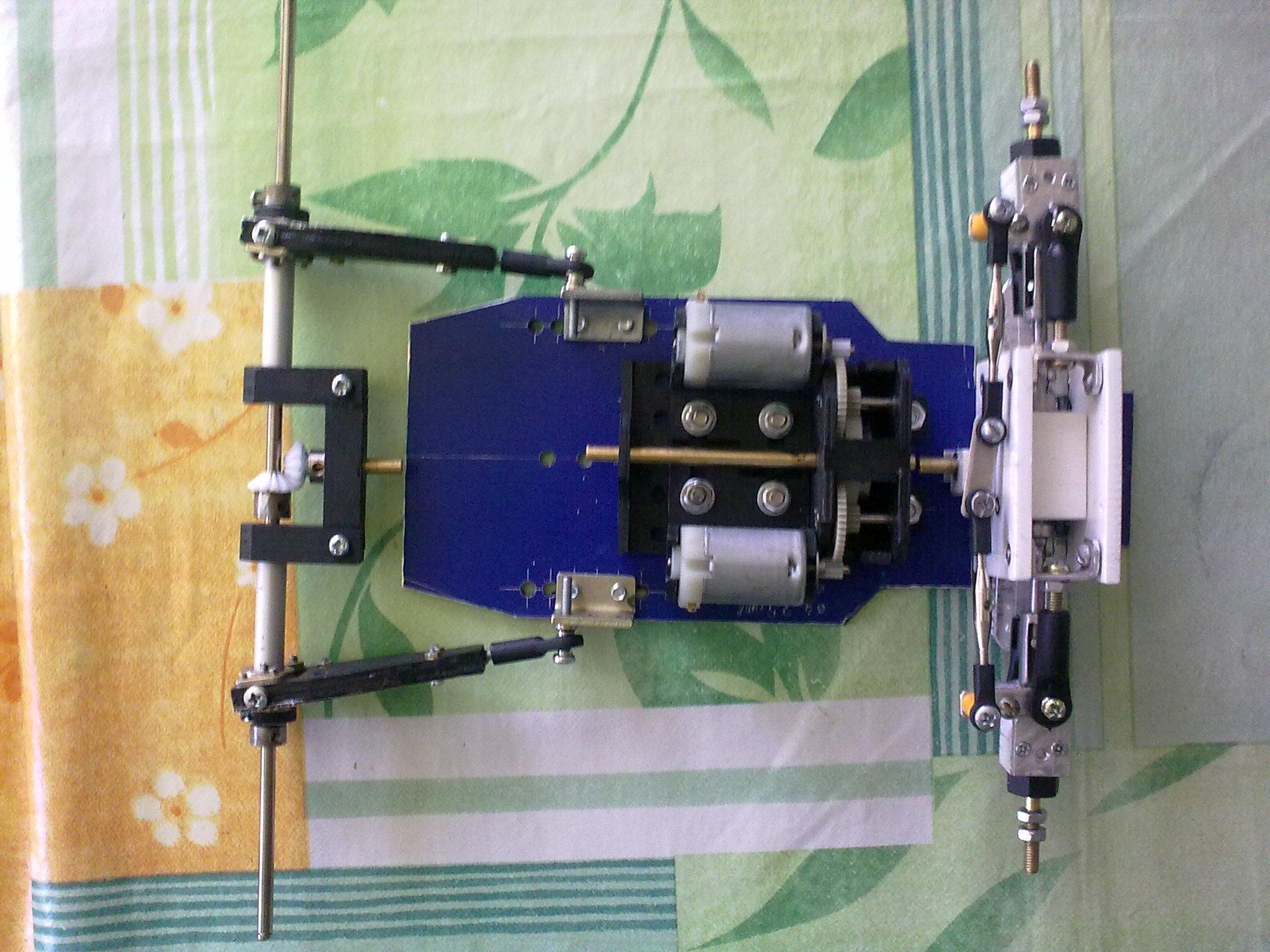 Радиоуправляемая машинка своими руками: rikosha 62