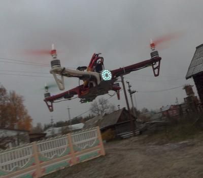 Постройка DIY квадрокоптера. Часть 1 теория
