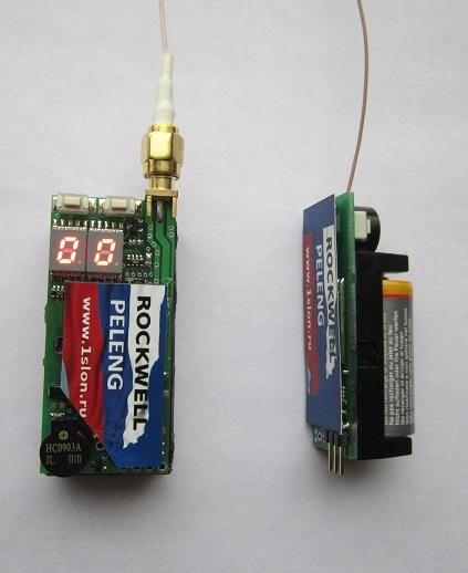 Поисковой радиомаяк своими руками