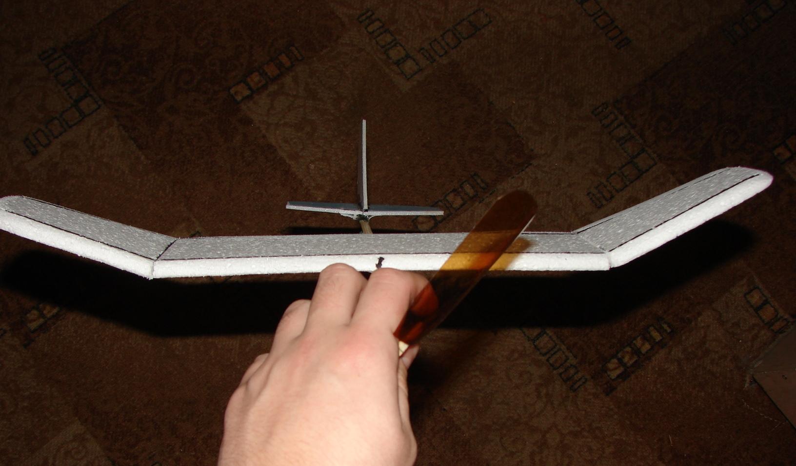 Летающий планер 62
