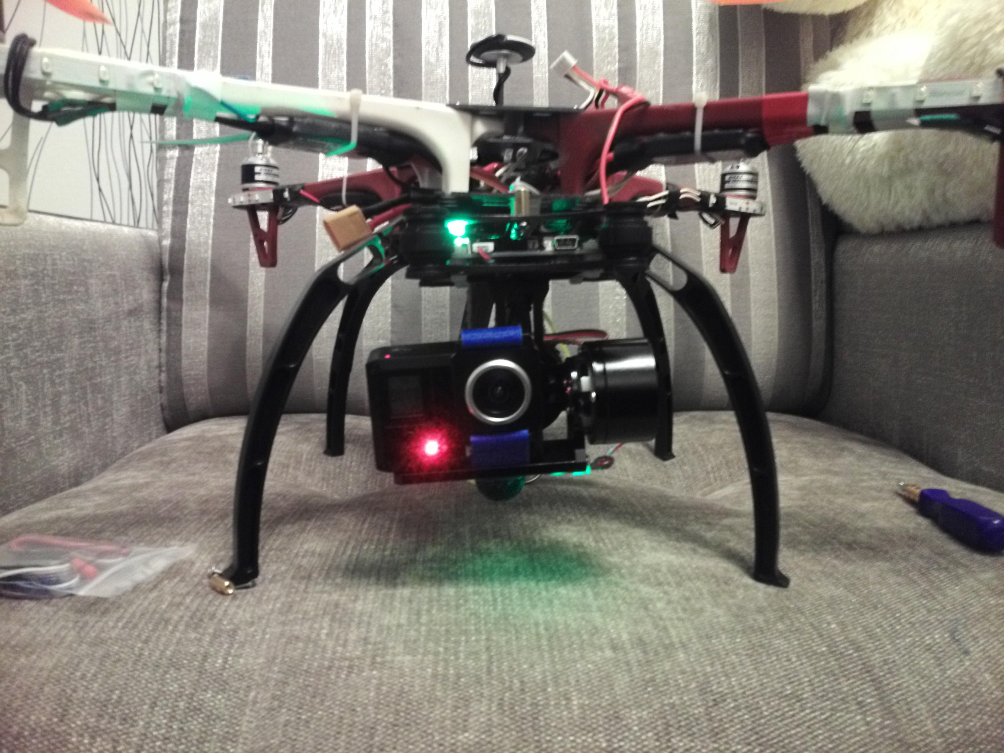 GearBest: Постройка DIY квадрокоптера. Часть 2 практика