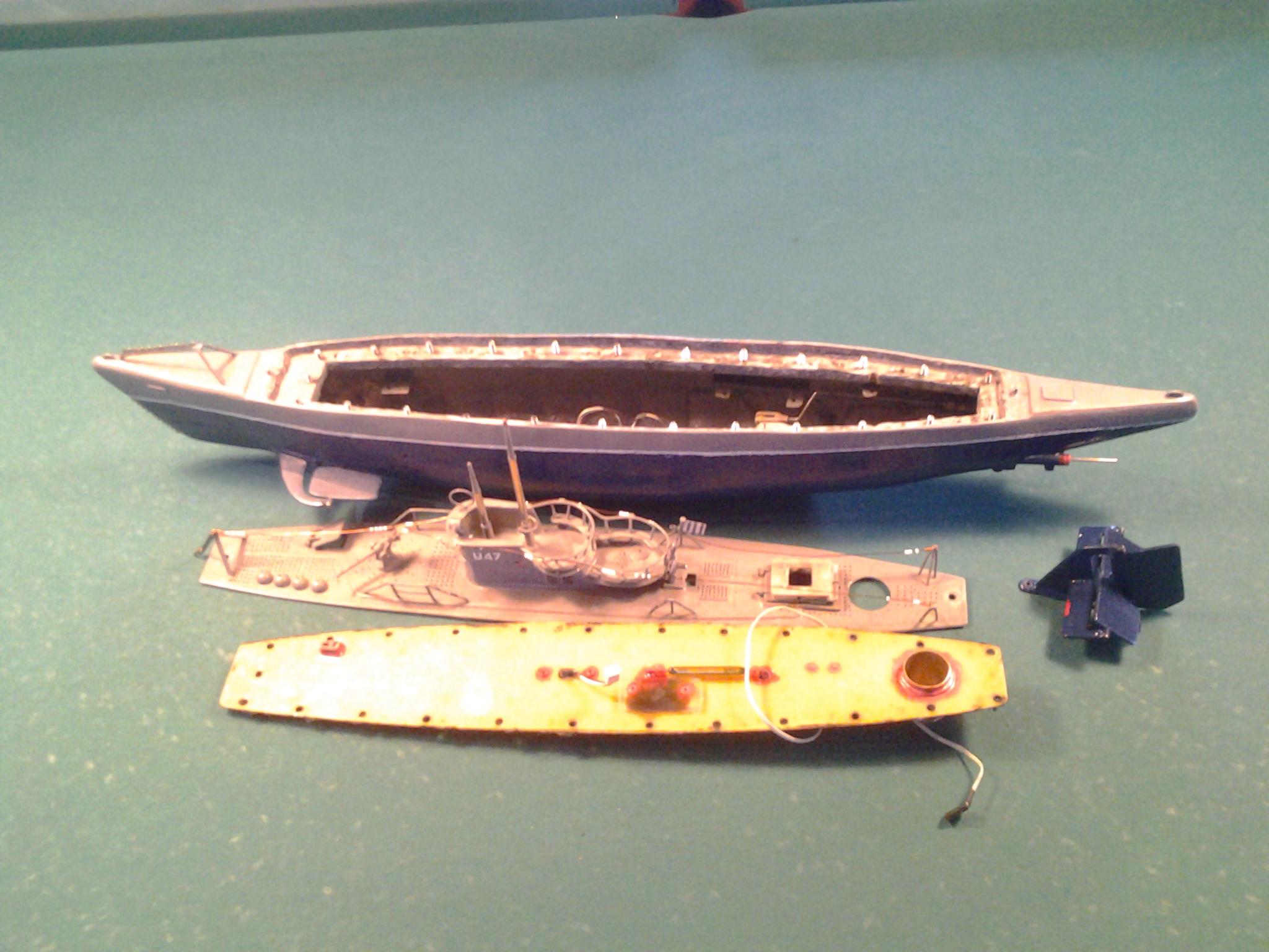 лодка саров схема