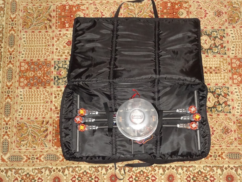 сумка для вертолета своими руками