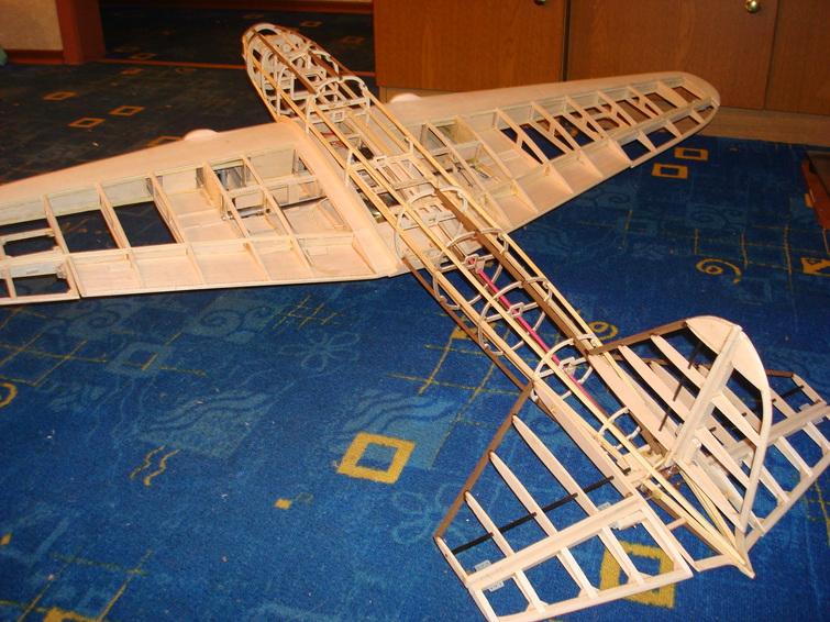 Как сделать радиоуправляемый самолет своими руками Как 11