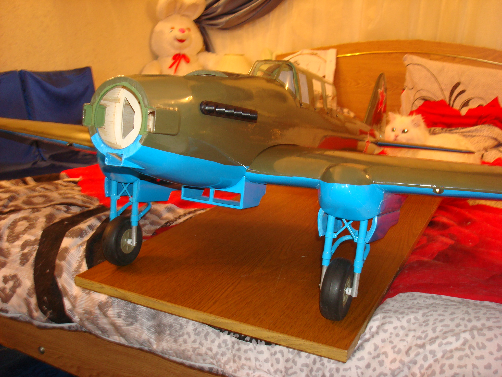 Как сделать радиоуправляемый самолет своими руками Как 38
