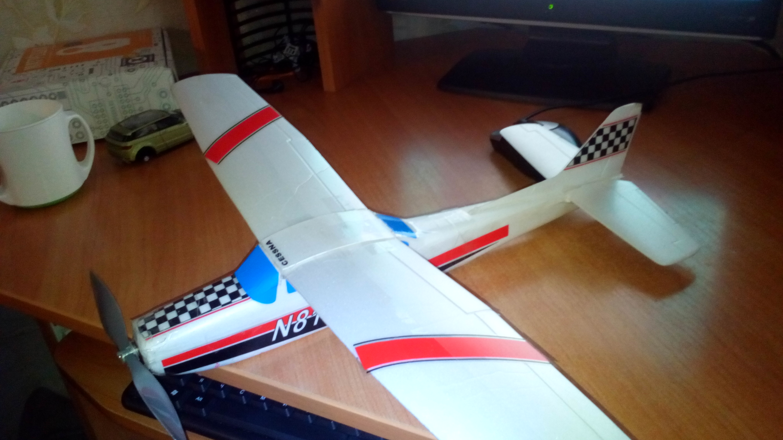 Стендовое авиамоделирование своими руками