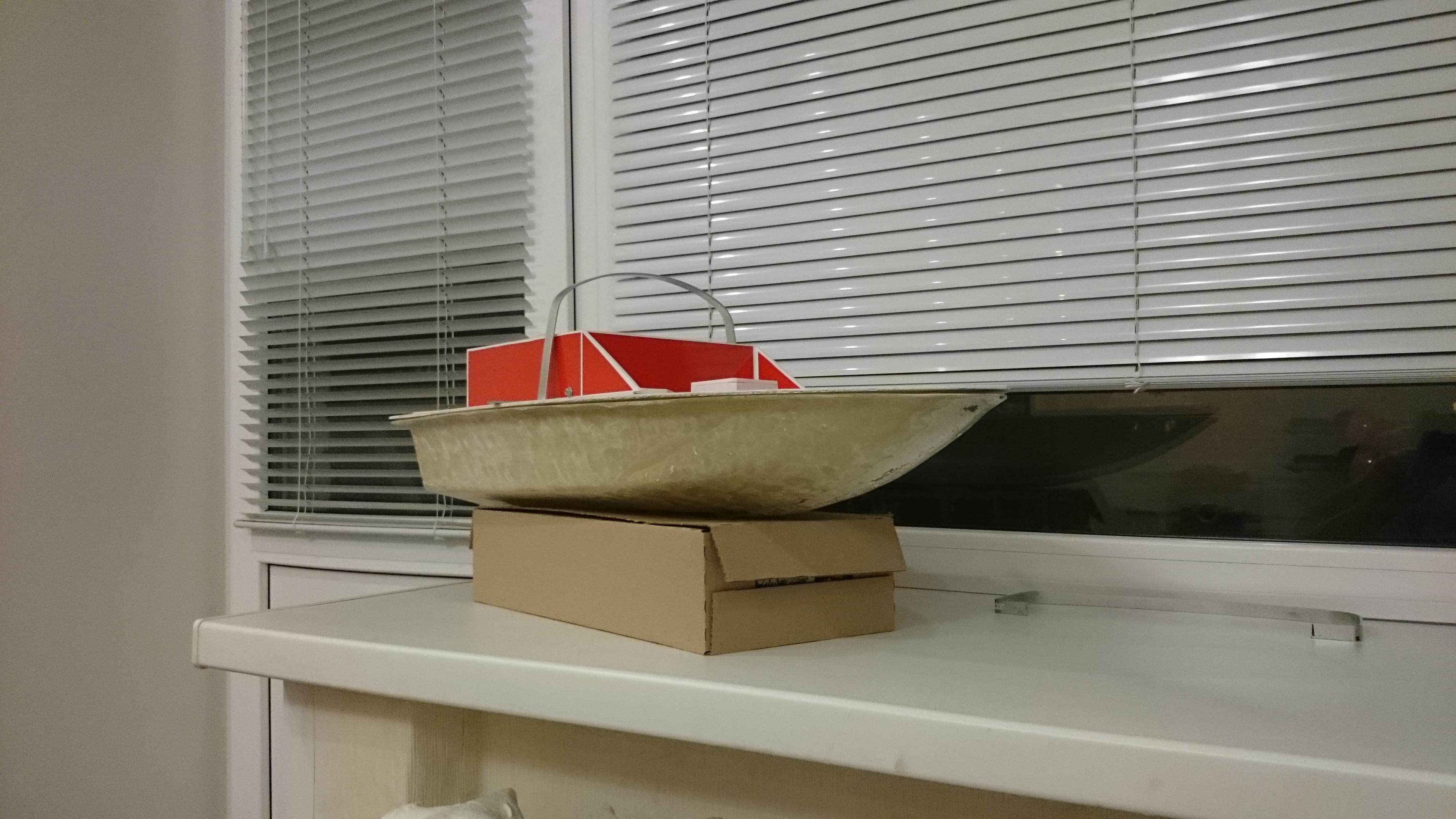 Руль для лодки самодельный