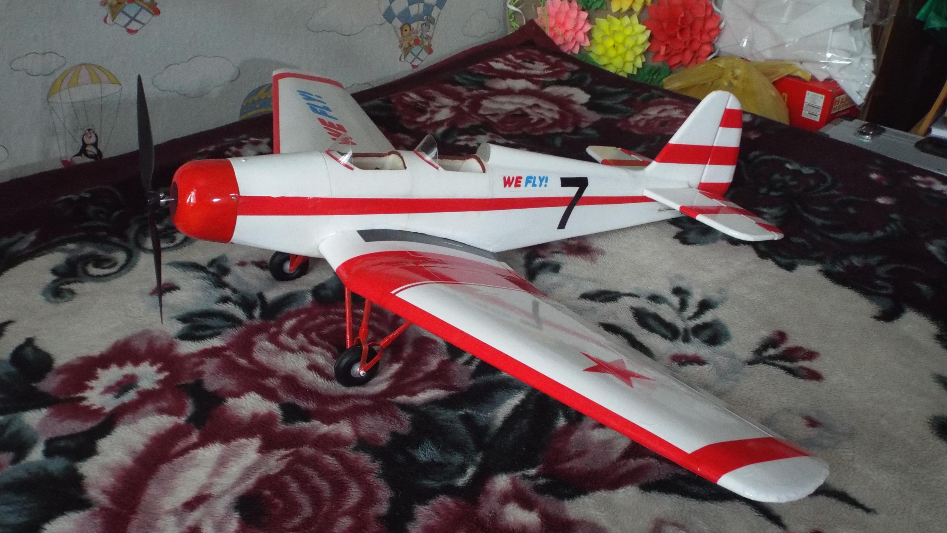 Радиоуправляемые модели самолетов из пенопласта своими руками