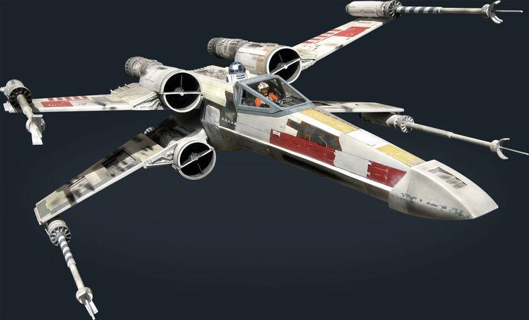 Звездные войны как сделать свой самолет