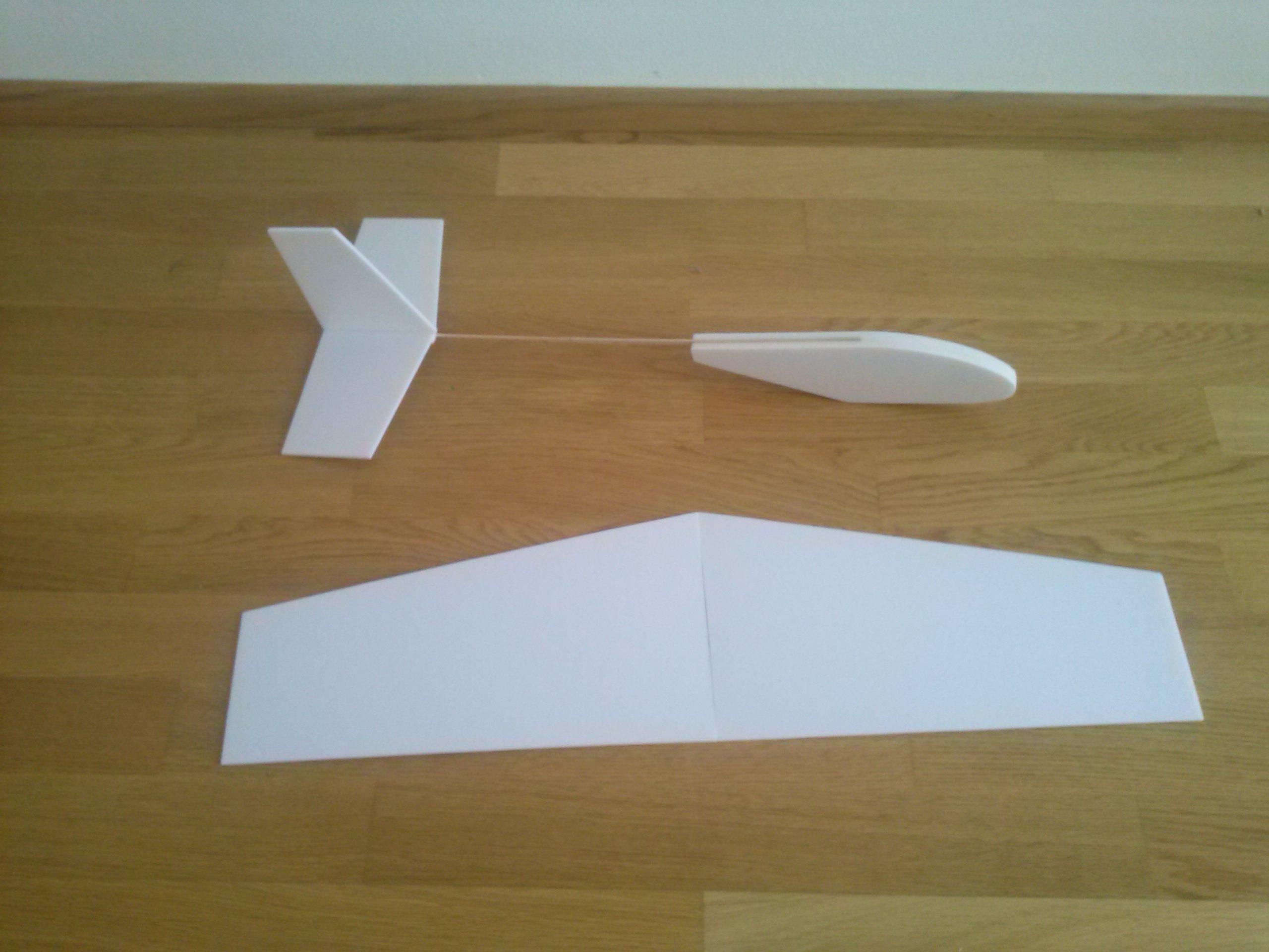 Как сделать планер своими руками в домашних 1194
