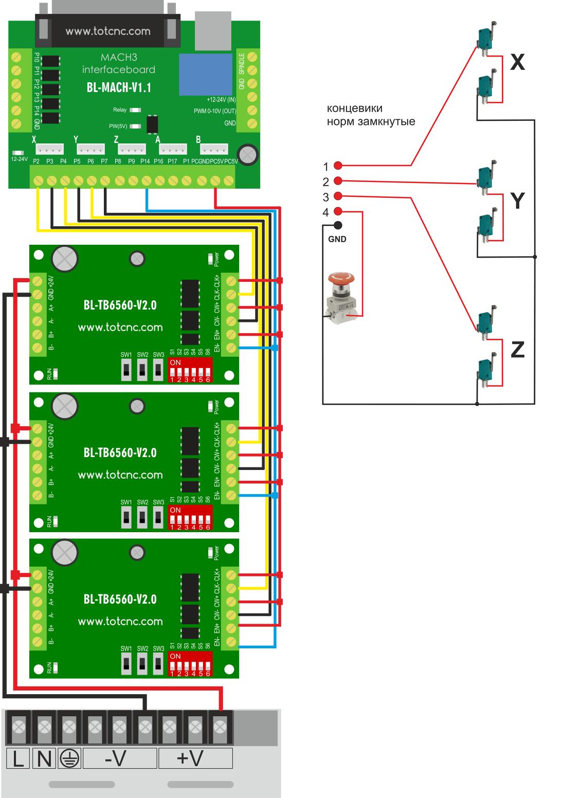 tb6560 stepper wiring diagram all wiring diagram  tb6560 wiring diagram #3